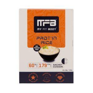 protein rice