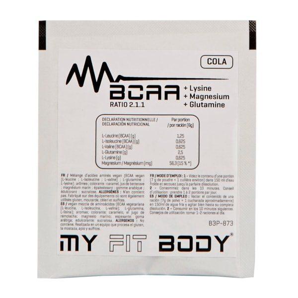 monodosis BCAA
