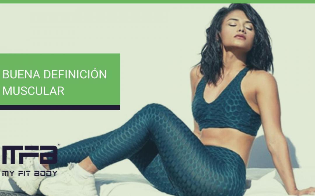 Buena Definicion Muscular