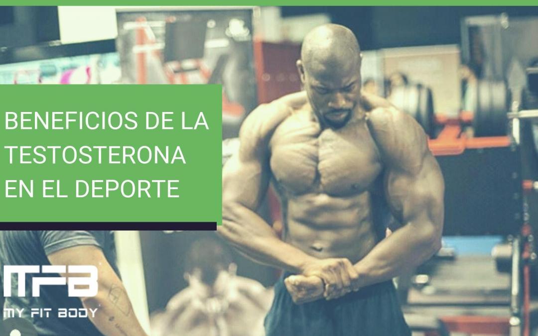 Grandes beneficios de la testosterona en el deporte