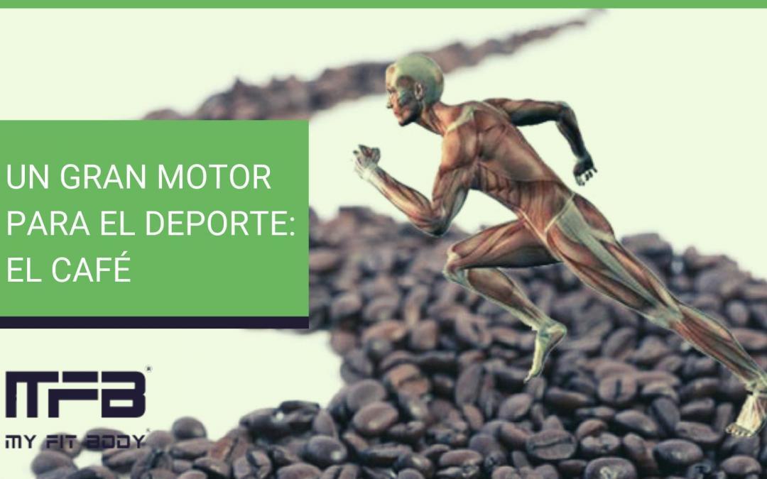 Un gran motor para el deporte: El café