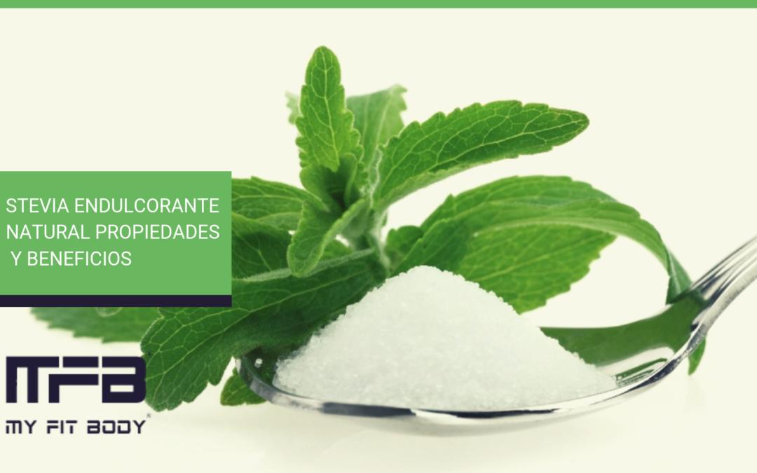 Stevia endulcorante natural propiedades y beneficios